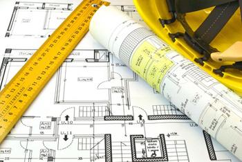Die Bauausführung und der Bauablauf werden geplant